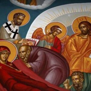 Οι Καταβασίες της εορτής της Κοιμήσεως της Θεοτόκου