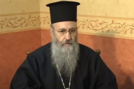 Αφιέρωμα στον Άγιο Καλλίνικο Μητροπολίτη Εδέσσης – Εκπομπὴ «Εν λόγῳ ἀληθείας» – ΛΥΧΝΟΣ
