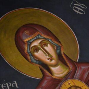 Η Κοίμησις και η Μετάστασις της Υπεραγίας Θεοτόκου