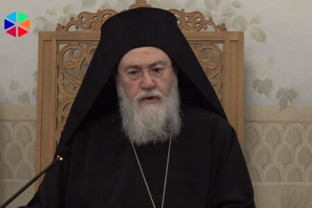 Ο Άγιος Μακάριος Επίσκοπος Κορίνθου