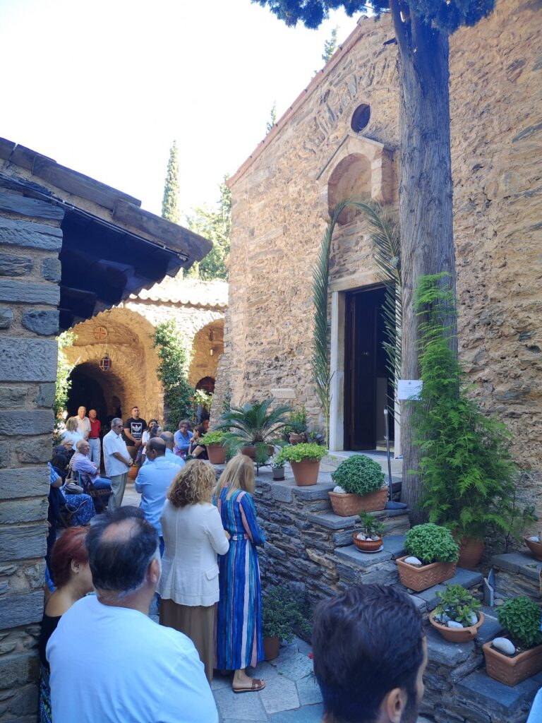 Μονή Αστερίου: 1100 χρόνια ζωής και πνευματικής προσφοράς