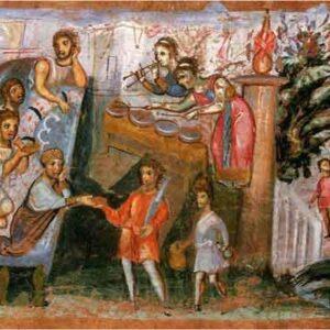 Η θεία καταγωγή της μουσικής. Από τους αρχαίους Έλληνες στον Μέγα Αθανάσιο