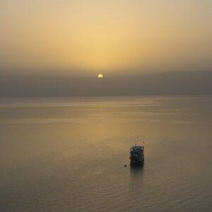 Αλιεία, εμπόριο και μετακινήσεις στη θάλασσα της Γαλιλαίας