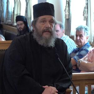 2ο Ψηφιακό Αρχονταρίκι με τον π. Νικόλαο Λουδοβίκο