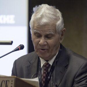 Έφυγε από τη ζωή ο ακαδημαϊκός Σεργκέι Χορούζι