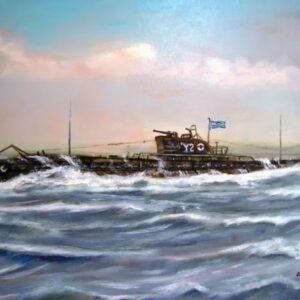 Το ελληνικό Πολεμικό Ναυτικό στον ελληνοϊταλικό πόλεμο