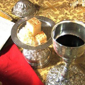 Ο τρόπος του άρτου και του οίνου.  Μεταλαμβάνοντας…