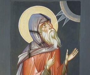 Ο άγ. Συμεώv ο διά Χριστόν Σαλός και η πανδημία