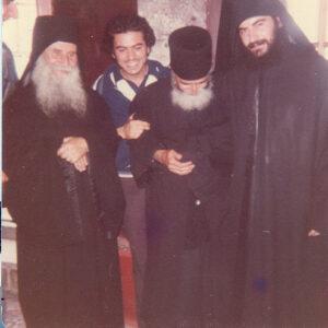 ΖΩΝΤΑΝΗ ΜΕΤΑΔΟΣΗ: Λεμεσού Αθανάσιος, «Ο Άγιος Παΐσιος όπως τον γνώρισα»
