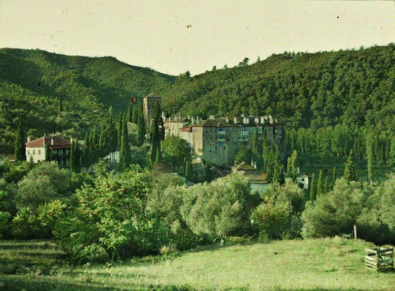 Η Θεσσαλονίκη και το Άγιον Όρος στην ανατολή του 20ου αιώνα