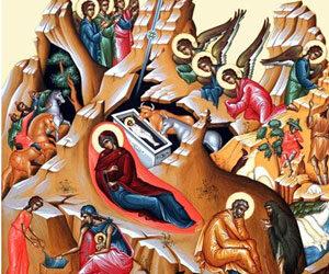 «Δεν πρόκειται για μια εικόνα αλλά για μια πολυεικόνα της Γέννησης του Χριστού»