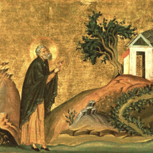Όσιος Ισίδωρος Πηλουσιώτης: Ο Χριστός καινοτόμησε και έφερε μια καινούργια ζωή που ταιριάζει στον ουρανό!