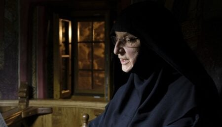 Η Γερόντισσα Φιλοθέη Αγιομετεωρίτισσα