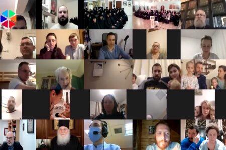 1η Διαδικτυακή σύναξη με Ρωσόφωνους πιστούς (Μέρος Β)