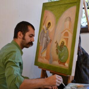 Η παράδοση, προϋπόθεση  για την διδασκαλία της αγιογραφίας