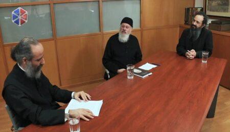Συνομιλώντας για τον Άγιο της υπακοής, τον όσιο Εφραίμ τον Κατουνακιώτη