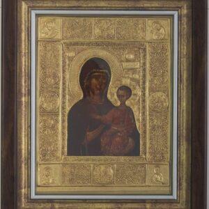 Αντίγραφα θαυματουργών εικόνων: Παναγία «Ελαιοβρύτισσα»