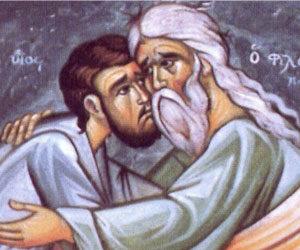 Η πατρική αγάπη τα συγχωράει όλα!