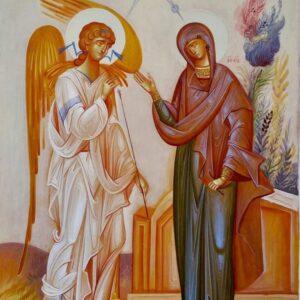 « Σήμερον της σωτηρίας ημών το κεφάλαιον» (θεολογικό σχόλιο στην εορτή του Ευαγγελισμού της Θεοτόκου