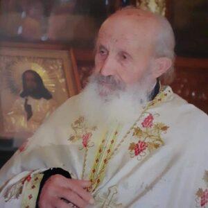 Εκοιμήθη ο π. Αριστείδης Παπαδόπουλος