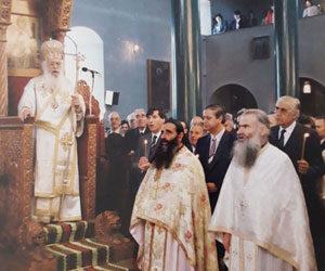 Ωδή ακροτελεύτιος στον αγαθό λευίτη του Πολυγύρου, Αρχιμ. Ιωακείμ Μπιτούνη (1938-†2021)