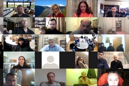 2η Διαδικτυακή Σύναξη με Αγγλόφωνους Ψάλτες