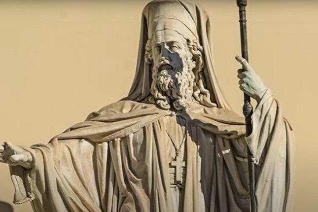 Ο βίος του Πατριάρχη Αγίου Γρηγορίου του Ε΄