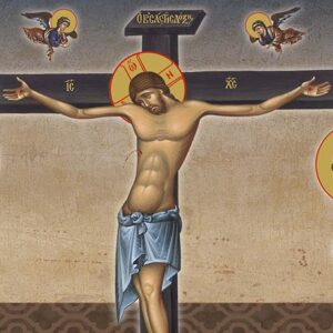 H Σταύρωση και η Αποκαθήλωση του Ιησού