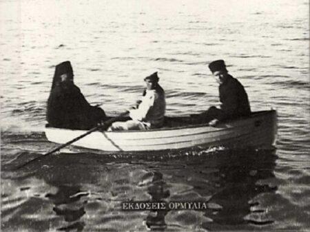 Αγίου Νικολάου Βελιμίροβιτς: Προσευχές στη Λίμνη