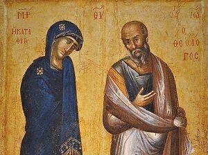 Η συγκλονιστική διπλή εμφάνιση και θαυματουργία του Ευαγγελιστή Ιωάννη…