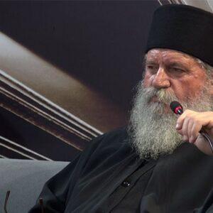 ΖΩΝΤΑΝΗ ΜΕΤΑΔΟΣΗ: 1ο Ψηφιακό Αρχονταρίκι με τον Γέροντα Μάξιμο, Καθηγούμενο της Ιεράς Μονής Οσίου Διονυσίου εν Ολύμπω