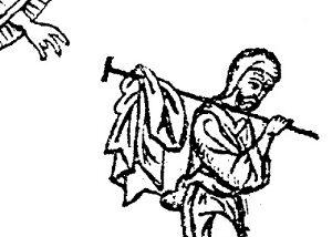 Ο κροκόδειλος που εξυπηρέτησε τον μοναχό!