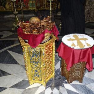 Παπά Χαράλαμπος Διονυσιάτης: «Πεθύμησα το ευλόγησον και το νά' ναι ευλογημένο!»