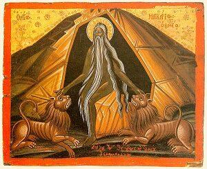Ο «γέροντας» αρχάγγελος, ο πειρασμός και η ευλογία από την μετάνοιά του!