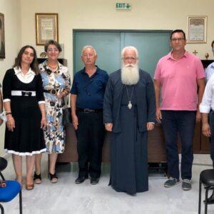 Νέο Δ/Σ στον Σύνδεσμο Ιεροψαλτών Ι.Μ. Δημητριάδος