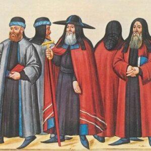 Οι λόγιοι ιερείς Γρηγόριος Κωνσταντάς και Θεόκλητος Φαρμακίδης
