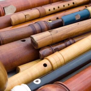 Η «μαγεία» των ξύλινων πνευστών