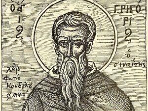 Άγιος Γρηγόριος Σιναΐτης: Γνώση της αλήθειας είναι κυρίως η αίσθηση της χάρης!