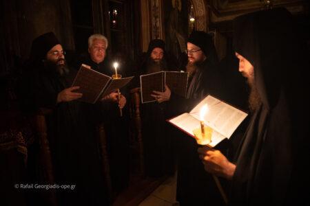 Η διεύθυνση του βυζαντινού χορού  ως αποτύπωση της προφορικότητας-παρασήμανσης