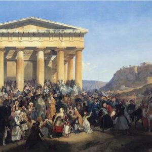 Ο κλήρος κατά τις πολιτικές εξελίξεις της Ελληνικής Επανάστασης: Η Β' Εθνοσυνέλευση και ο εμφύλιος πόλεμος