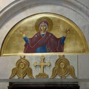 Διήγηση  θαυμάτων της Υπεραγίας Θεοτόκου της Ι. Μονής Χοζεβά