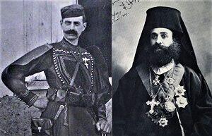 Όταν ο Μητροπολίτης Καστοριάς, Γερμανός Καραβαγγέλης συνάντησε τον Παύλο Μελά