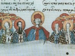 Kυριακή των Πατέρων της Ζ' Οικουμενικής Συνόδου (787)